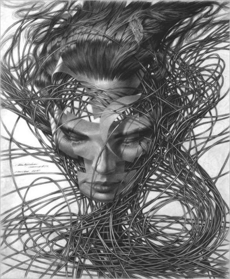 wire-woman